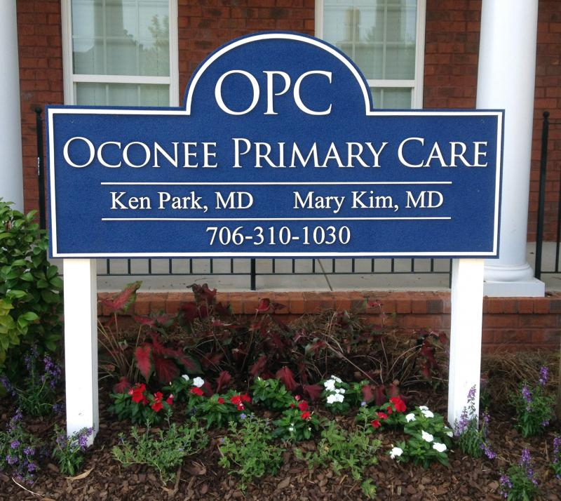 OPC sign